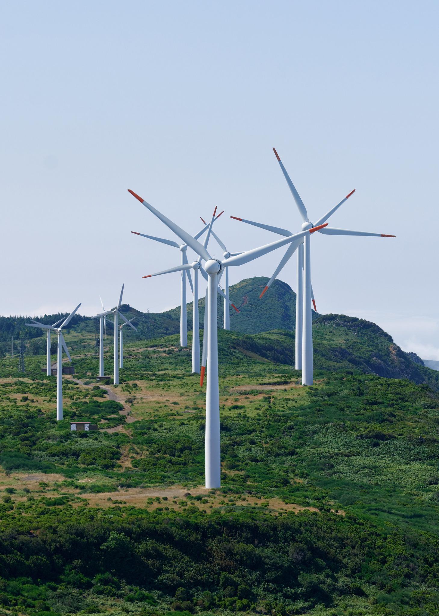 綠能風力發電